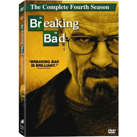 AU $26 BUY: Breaking Bad - Season 4 on DVD in Australia