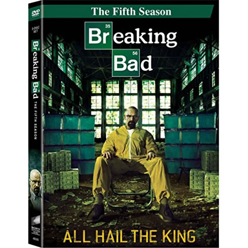 AU $26 BUY: Breaking Bad - Season 5 on DVD in Australia