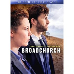 AU $26 BUY: Broadchurch - Season 1 on DVD in Australia