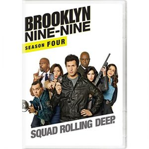 AU $30 BUY: Brooklyn Nine-Nine - Season 4 on DVD in Australia