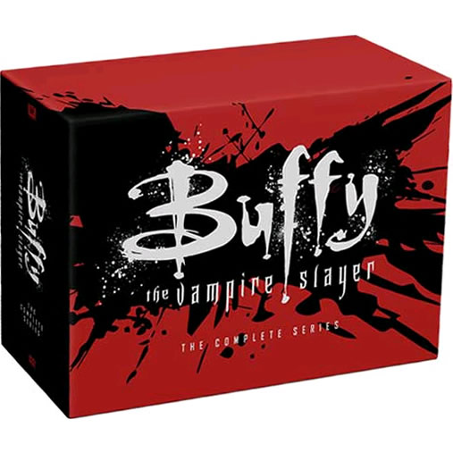 AU $142 BUY: Buffy the Vampire Slayer Complete Series Seasons 1-7 on DVD in Australia