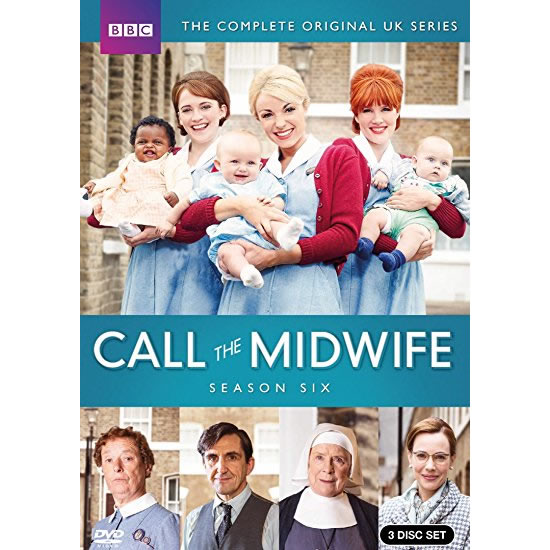 AU $28 BUY: Call the Midwife - Season 6 on DVD in Australia