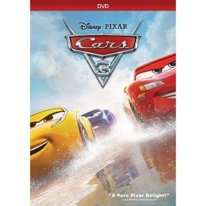 AU $26 BUY: Cars 3 Animated DVD in Australia