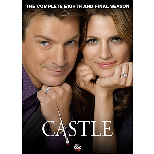 AU $28 BUY: Castle - Season 8 on DVD in Australia