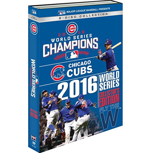 AU $48 BUY: Chicago Cubs 2016 World Series - Collector's Edition on DVD in Australia