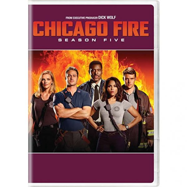AU $33 BUY: Chicago Fire - Season 5 on DVD in Australia