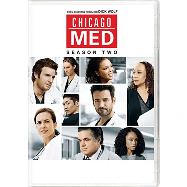 AU $38 BUY: Chicago Med - Season 2 on DVD in Australia
