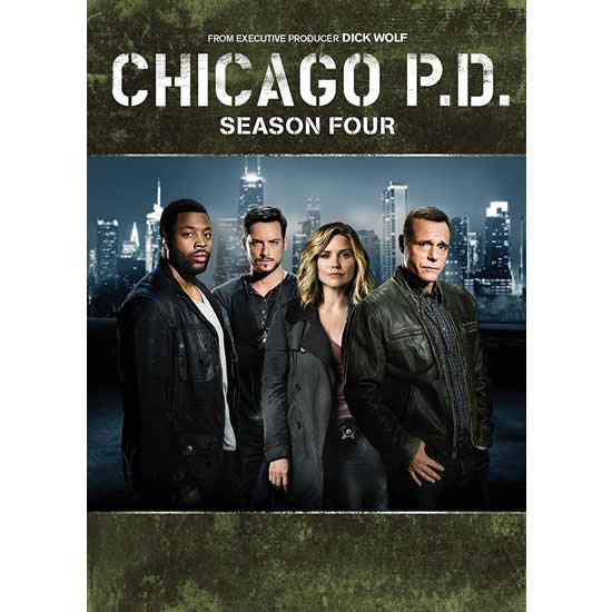 AU $32 BUY: Chicago PD - Season 4 on DVD in Australia