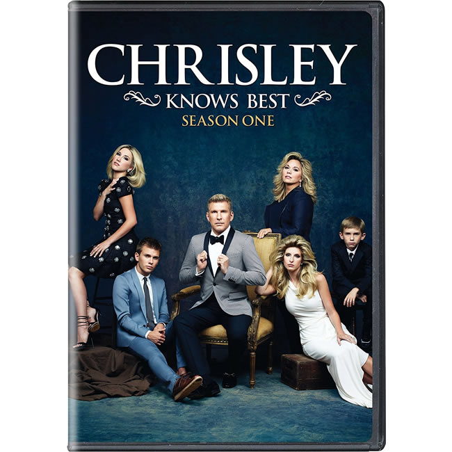 AU $22 BUY: Chrisley Knows Best - Season 1 on DVD in Australia