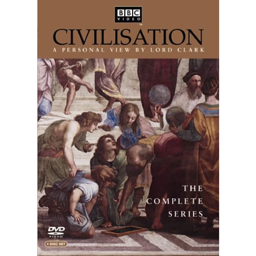 AU $26 BUY: Civilisation Complete Series on DVD in Australia