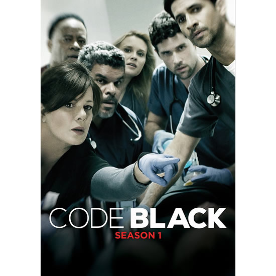 AU $28 BUY: Code Black - Season 1 on DVD in Australia