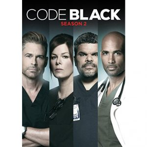 AU $35 BUY: Code Black - Season 2 on DVD in Australia