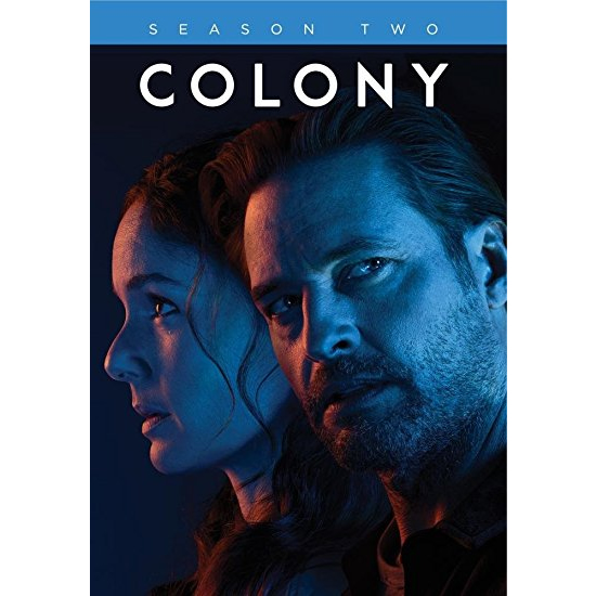 AU $32 BUY: Colony - Season 2 on DVD in Australia