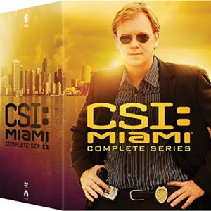 AU $155 BUY: CSI: Miami Complete Series on DVD in Australia