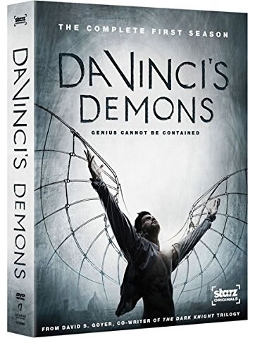 AU $20 BUY: Da Vinci's Demons - Season 1 on DVD in Australia