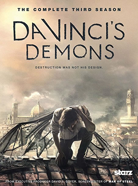 AU $22 BUY: Da Vinci's Demons - Season 3 on DVD in Australia