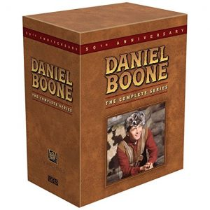 AU $122 BUY: Daniel Boone Complete Series on DVD in Australia