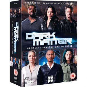 AU $75 BUY: Dark Matter Complete Series Seasons 1-3 on DVD in Australia
