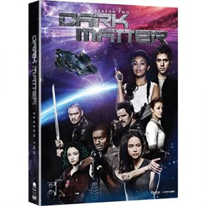 AU $35 BUY: Dark Matter - Season 2 on DVD in Australia