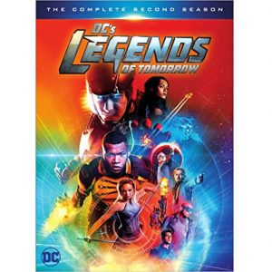 AU $32 BUY: DC's Legends of Tomorrow - Season 2 on DVD in Australia