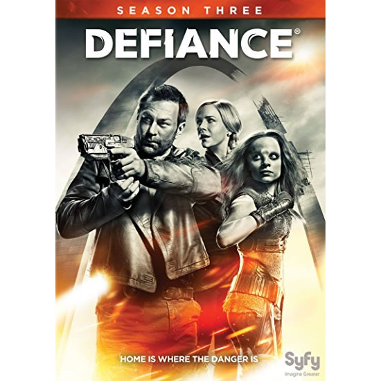 AU $23 BUY: Defiance - Season 3 on DVD in Australia