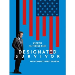 AU $32 BUY: Designated Survivor - Season 1 on DVD in Australia