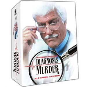 AU $105 BUY: Diagnosis Murder Complete Series on DVD in Australia
