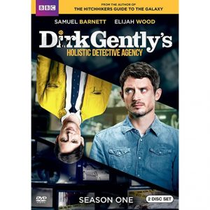 AU $30 BUY: Dirk Gently's Holistic Detective Agency on DVD in Australia
