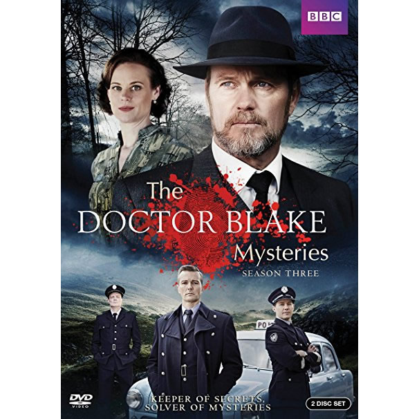 AU $30 BUY: Doctor Blake Mysteries - Season 3 on DVD in Australia