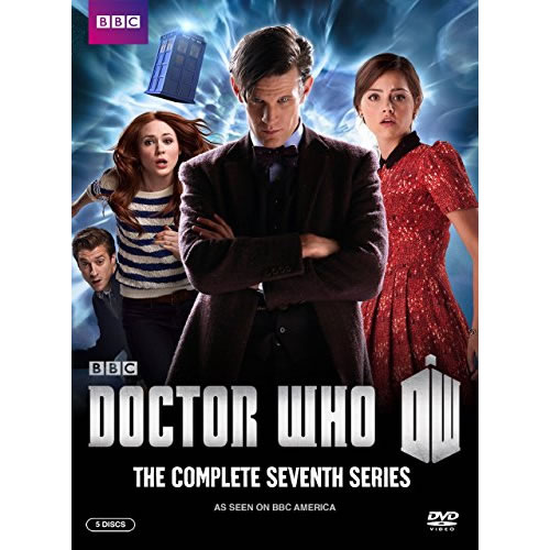 AU $36 BUY: Doctor Who - Season 7 on DVD in Australia