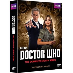 AU $36 BUY: Doctor Who - Season 8 on DVD in Australia