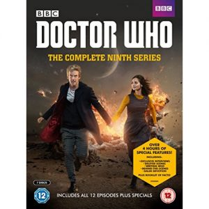 AU $38 BUY: Doctor Who - Season 9 on DVD in Australia