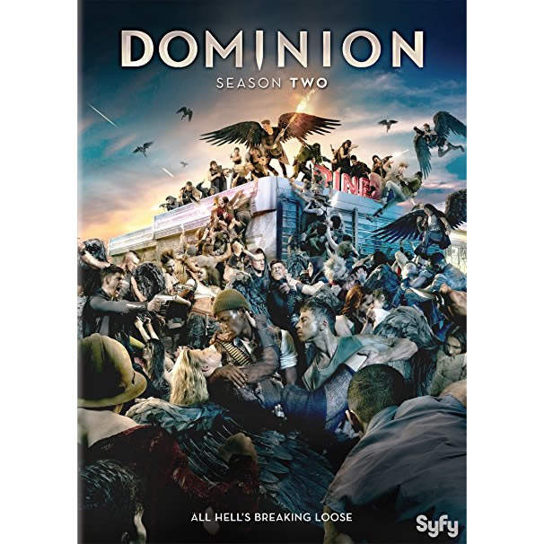 AU $18 BUY: Dominion - Season 2 on DVD in Australia