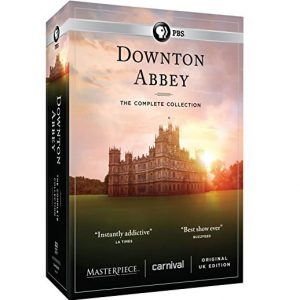 AU $82 BUY: Downton Abbey Complete Series on DVD in Australia