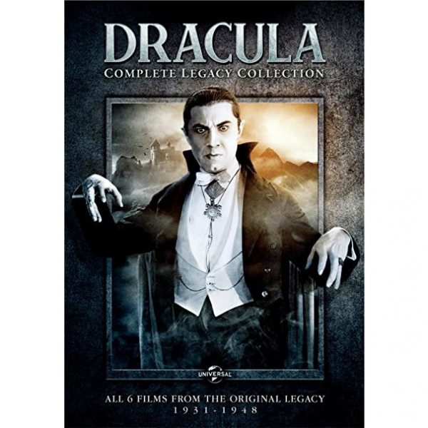 AU $40 BUY: Dracula: Complete Legacy Collection on DVD in Australia