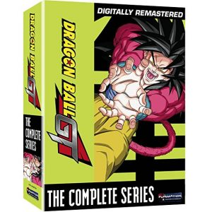 AU $55 BUY: Dragon Ball GT Complete Series on DVD in Australia