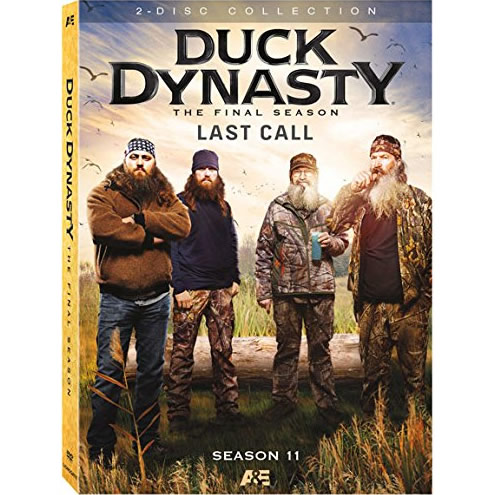 AU $24 BUY: Duck Dynasty - Season 11 Final on DVD in Australia