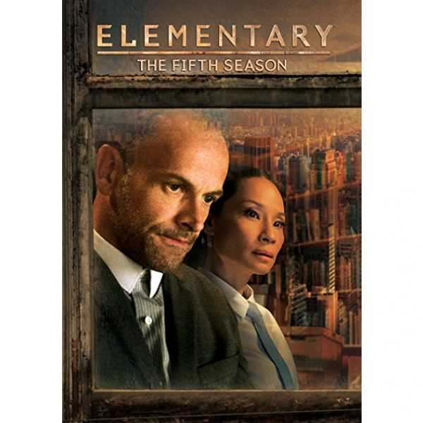 AU $38 BUY: Elementary - Season 5 on DVD in Australia