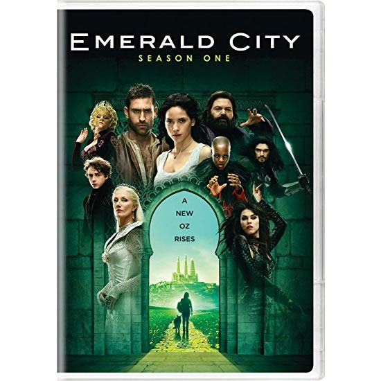 AU $30 BUY: Emerald City - Season 1 on DVD in Australia