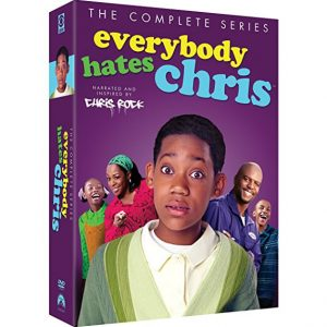 AU $65 BUY: Everybody Hates Chris Complete Series on DVD in Australia