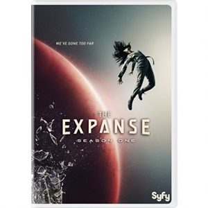 AU $25 BUY: Expanse - Season 1 on DVD in Australia