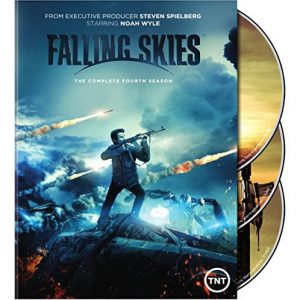 AU $28 BUY: Falling Skies - Season 4 on DVD in Australia