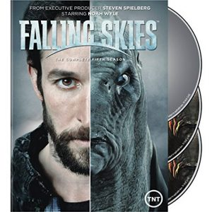 AU $25 BUY: Falling Skies - Season 5 on DVD in Australia