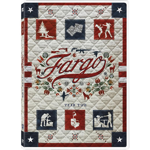 AU $26 BUY: Fargo - Season 2 on DVD in Australia