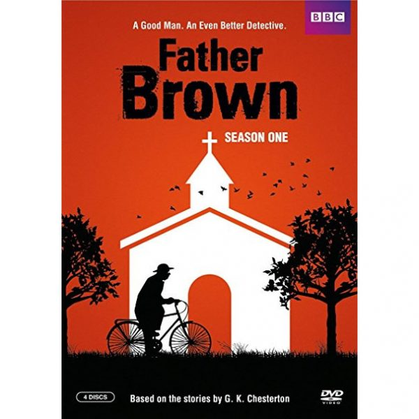 AU $28 BUY: Father Brown - Season 1 on DVD in Australia