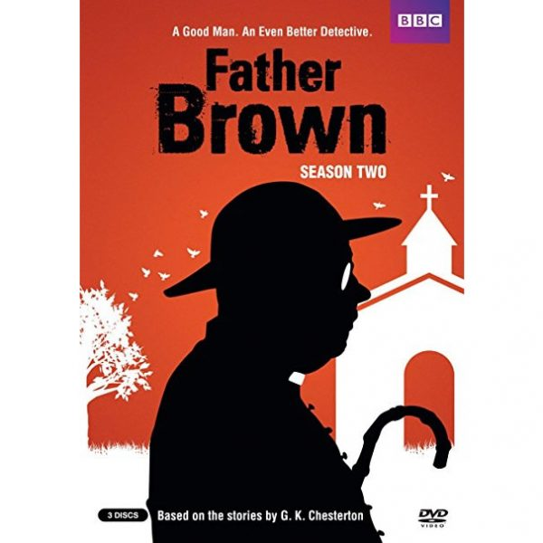 AU $28 BUY: Father Brown - Season 2 on DVD in Australia