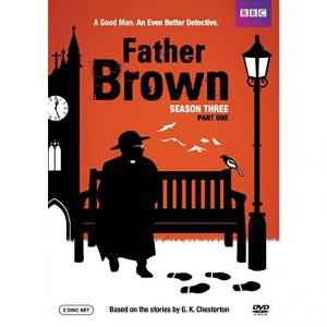 AU $27 BUY: Father Brown - Season 3 part 1 on DVD in Australia