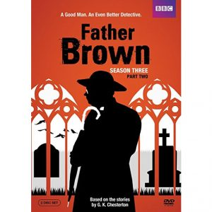 AU $27 BUY: Father Brown - Season 3 part 2 on DVD in Australia