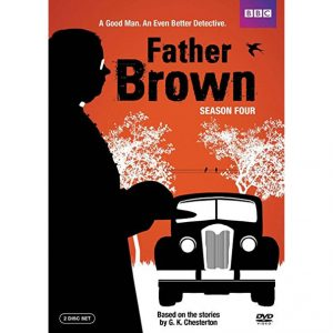 AU $28 BUY: Father Brown - Season 4 on DVD in Australia