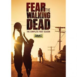 AU $17 BUY: Fear The Walking Dead - Season 1 on DVD in Australia